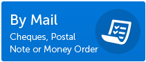 Payment By Mail